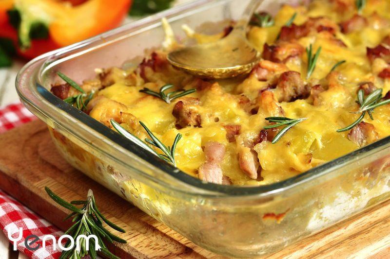 witlof aardappel ovenschotel vegetarisch