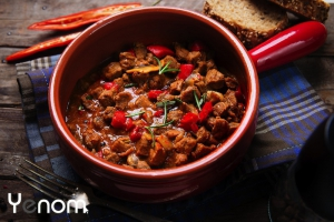 Pittige goulash