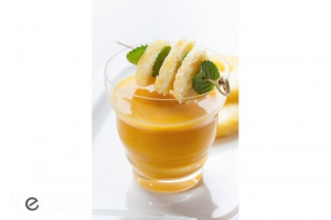Ananas-wortel smoothie