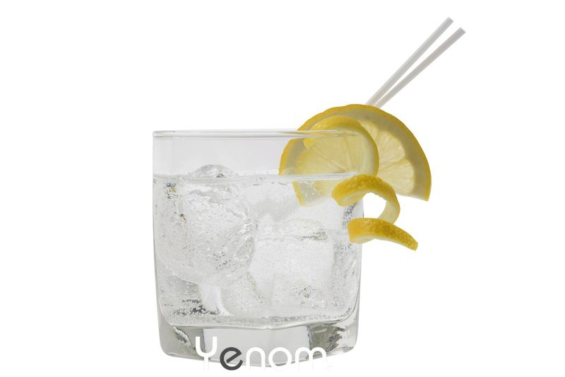Vodka on the rocks Cocktail