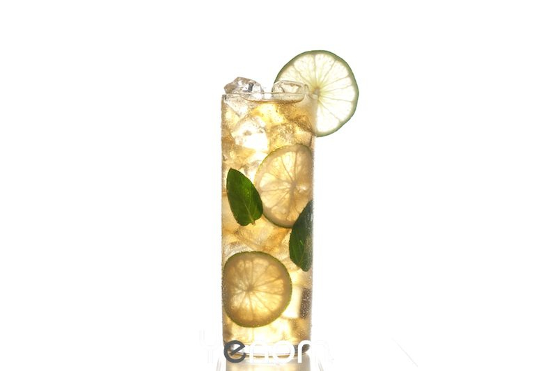 Appel Mojito Cocktail