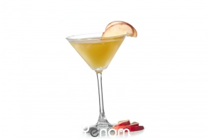 Appel Kaneel Jack Martini Cocktail