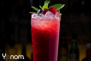 Berry Cooler biercocktail