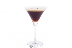 Amaretto Espresso Martini Cocktail